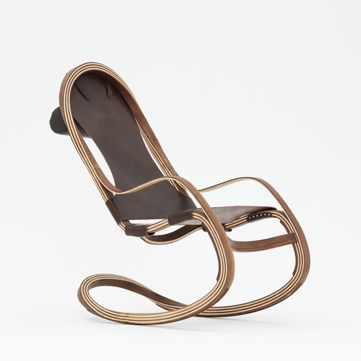 Andrés Mariño Maza - Flect Rocking Chair