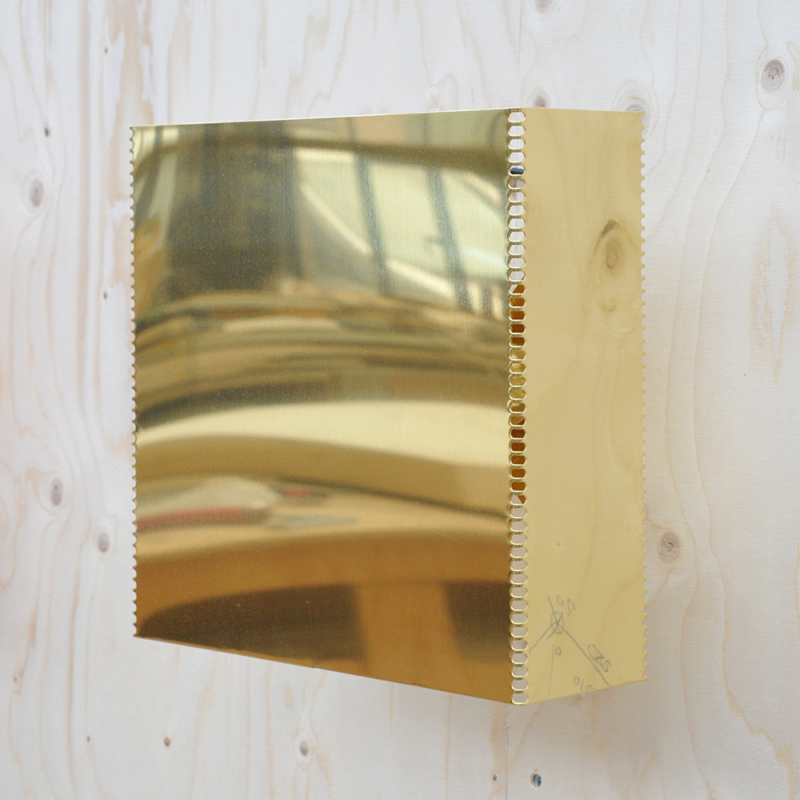 Piet Hein Eek - Handfolded Lamp 1