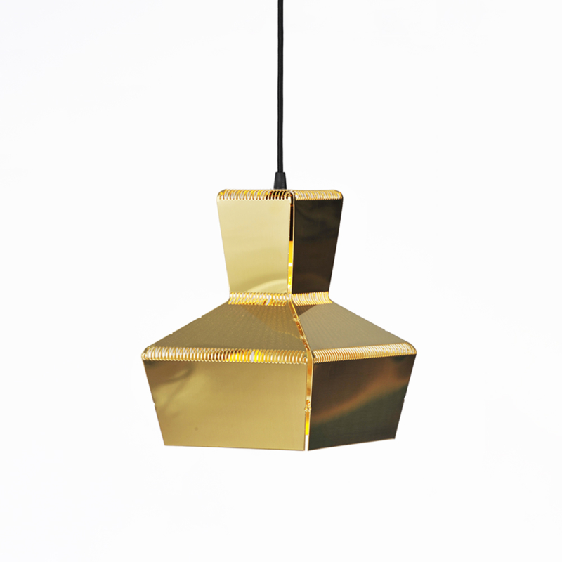 Piet Hein Eek - Handfolded Lamp 4
