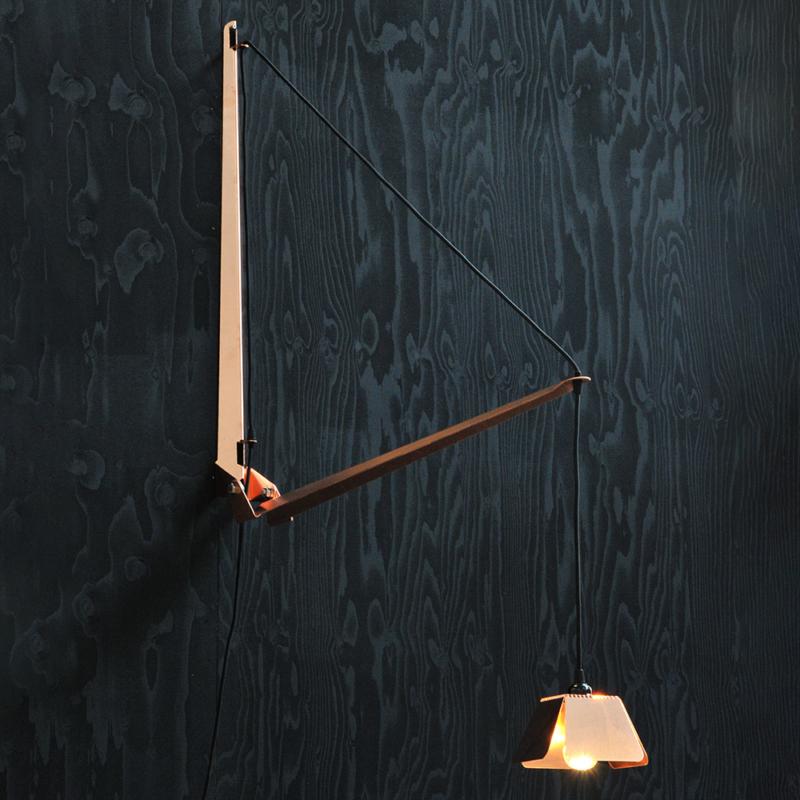 Piet Hein Eek - Handfolded Lamp 2
