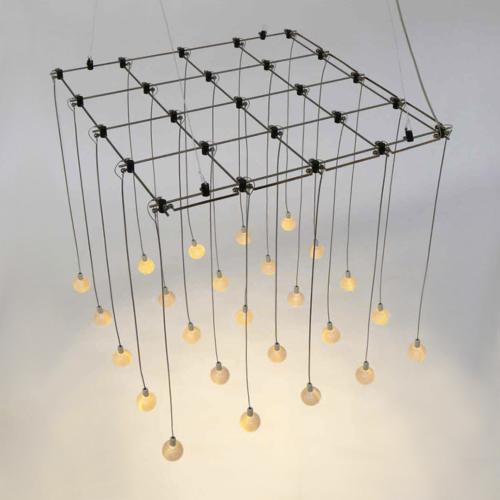 Piet Hein Eek - Small Ceramic Lamp Hanging