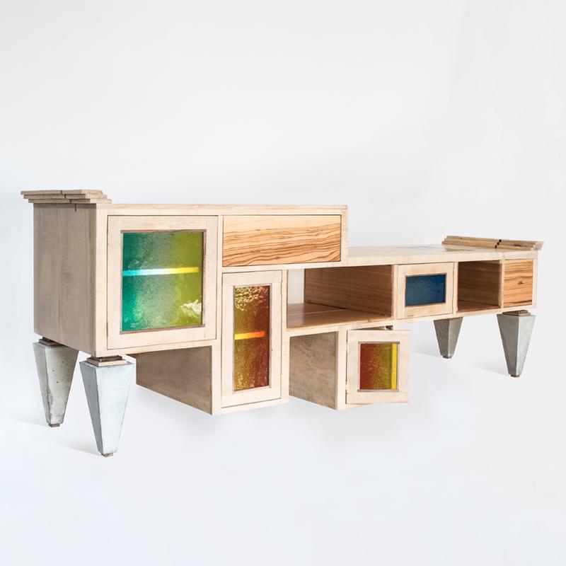 Hillsideout - Sand Senses Cupboard