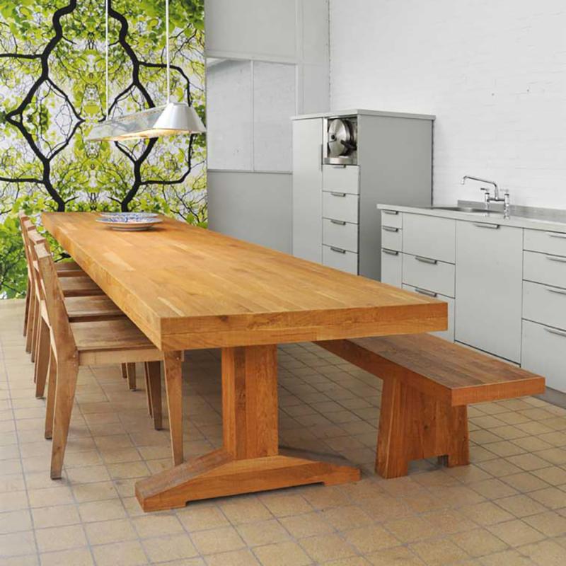 Piet Hein Eek - Canteen Table in Oak
