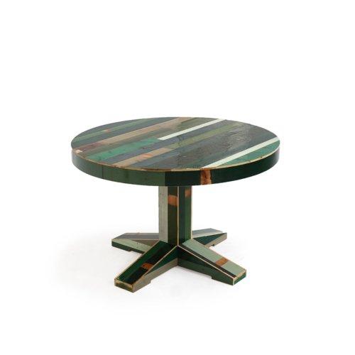 Piet Hein Eek - Canteen Table in Scrapwood - Round