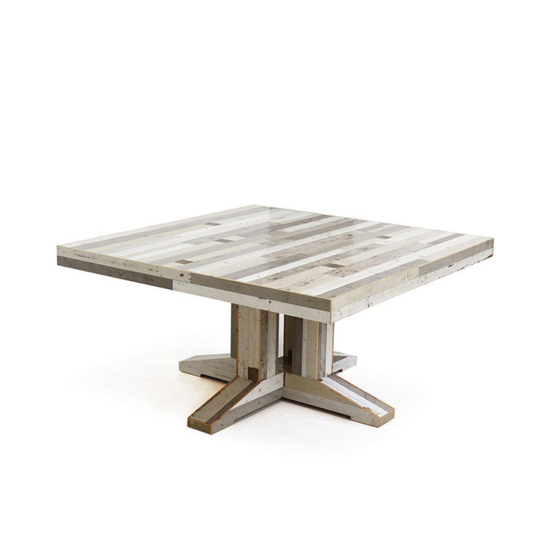 Piet Hein Eek - Canteen Table in Scrapwood - Square