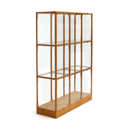 Piet Hein Eek - Oak Display Cabinet