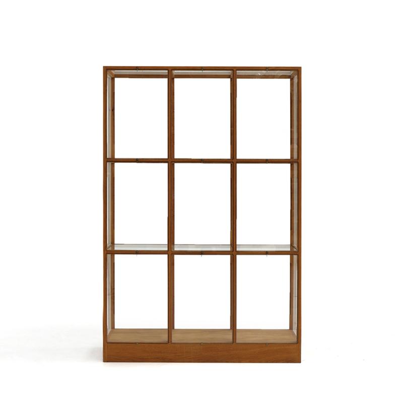 Piet Hein Eek - Oak Display Cabinet
