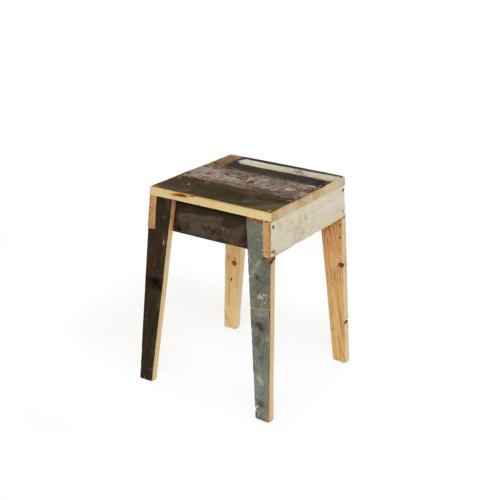 Piet Hein Eek - Stool in Scrapwood