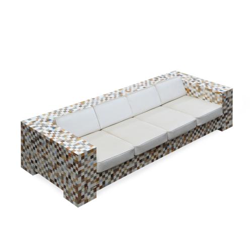 Piet Hein Eek - Waste Waste Sofa 40x40