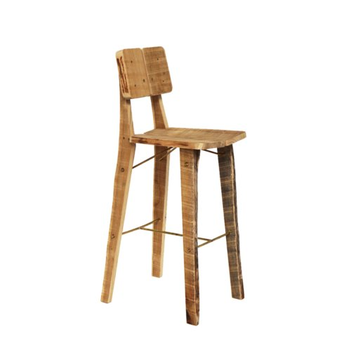 Piet Hein Eek - New Tree Trunk Chair - High