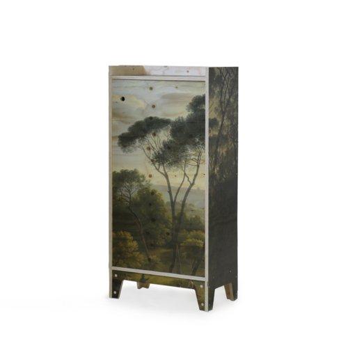 Piet Hein Eek - Exactly One-Sheet Cabinet – printed