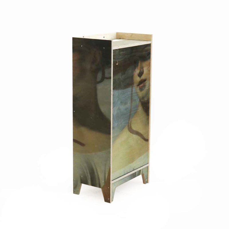 Piet Hein Eek - Exactly One-Sheet Cabinet – printed