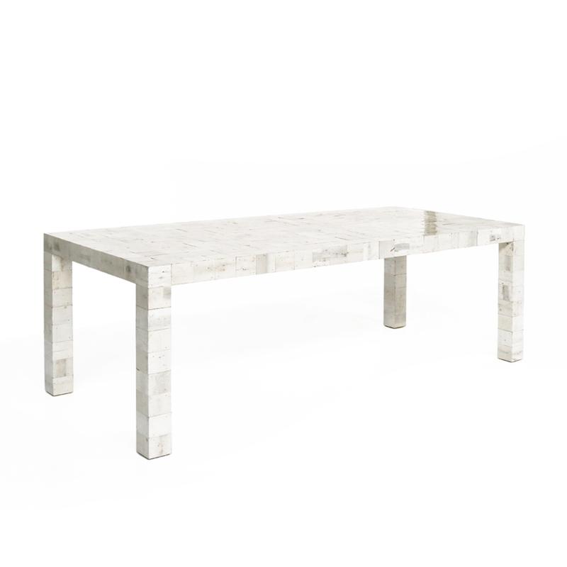 Piet Hein Eek - Waste Waste Different Table 80x80