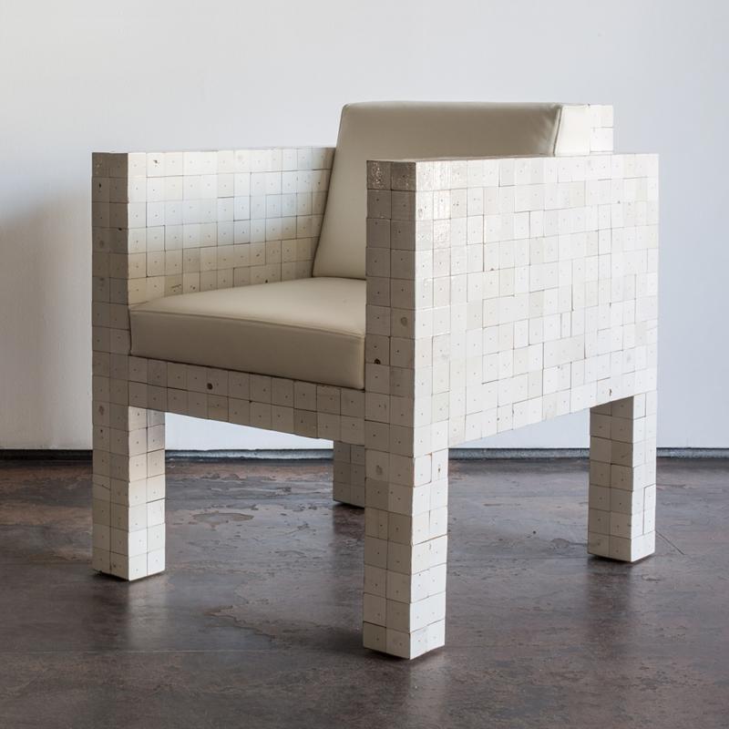 Piet Hein Eek - Waste Waste Armchair 40x40