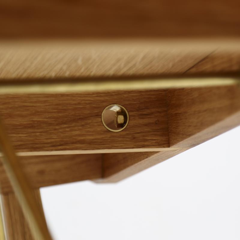 Piet Hein Eek - Oak Display Cabinet On Legs