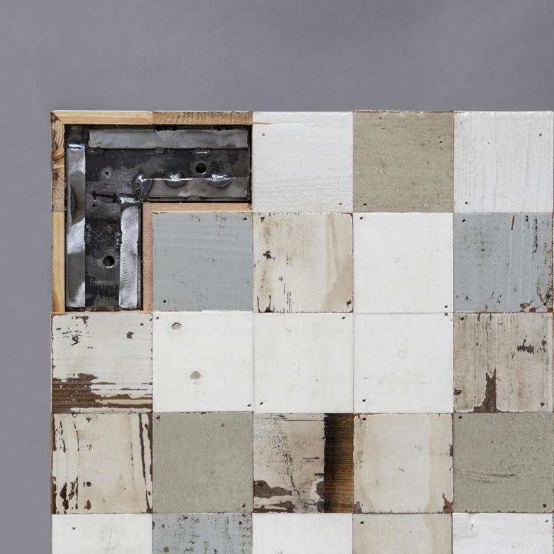 Piet Hein Eek - Waste Waste Different Table 78x78