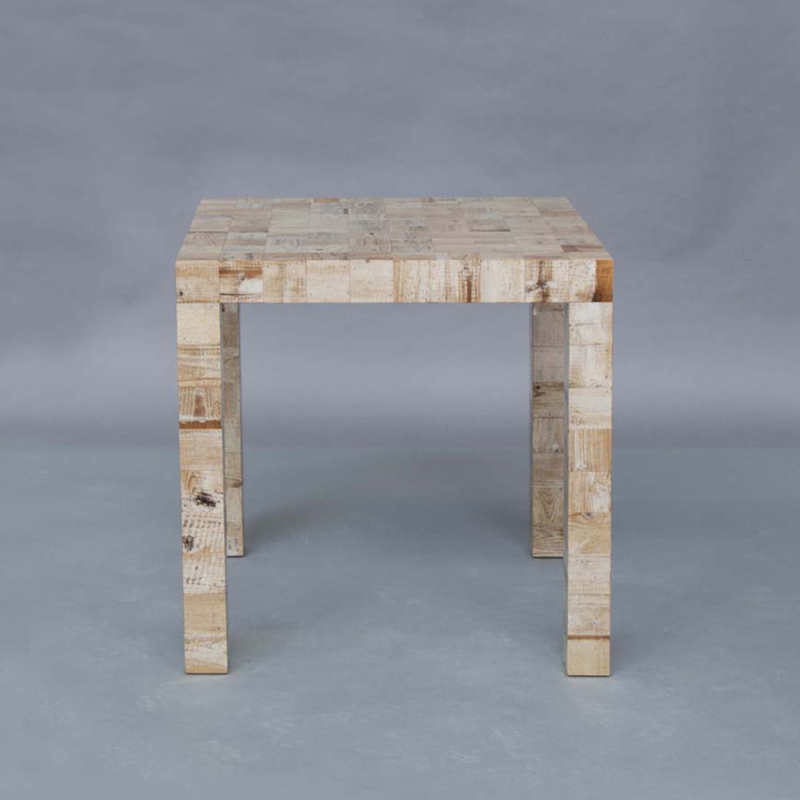Piet Hein Eek - Waste Waste Different Tenerife Table 78x78