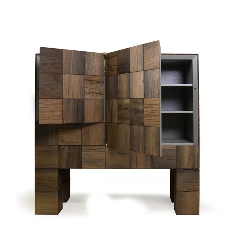 Piet Hein Eek - Old Oak Cabinet