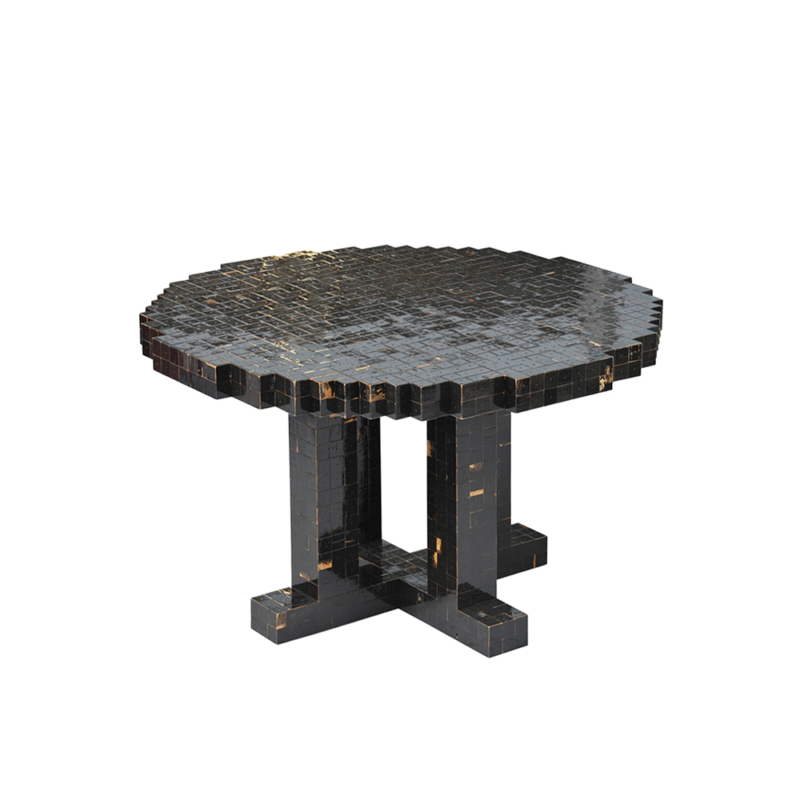 Piet Hein Eek - Waste Waste Table 40x40 - Round