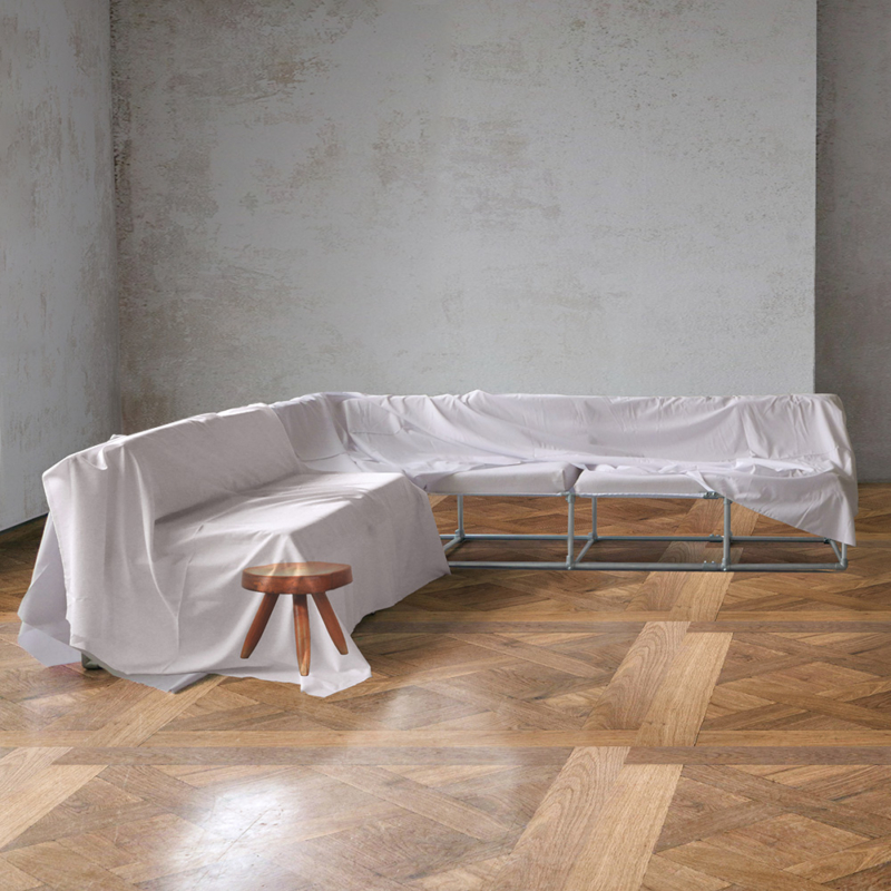 Boris Brucher - Angle Couch HomeSet