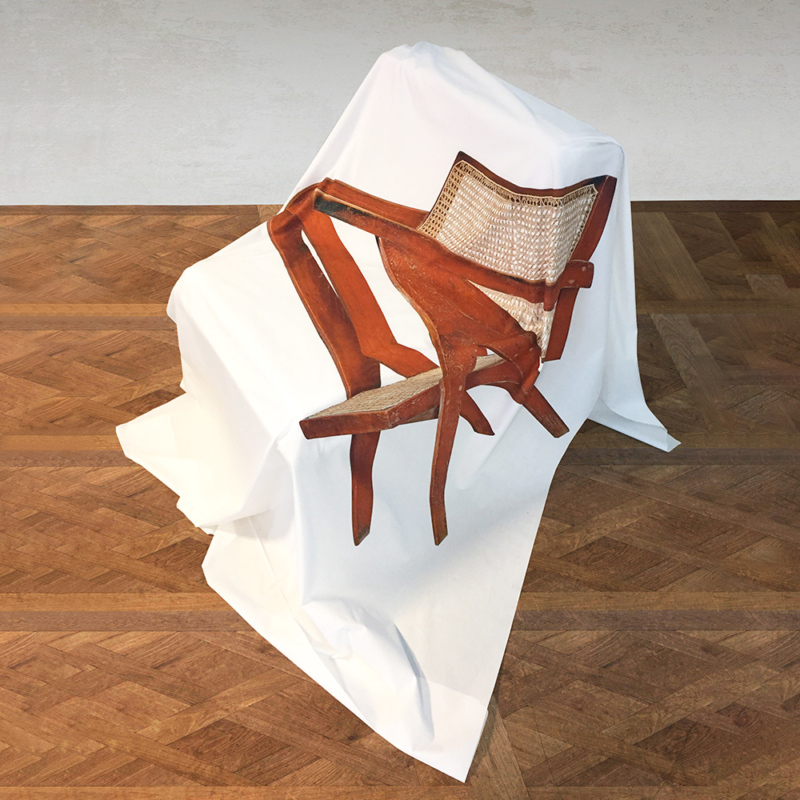 Boris Brucher - Lounge Chair HomeSet
