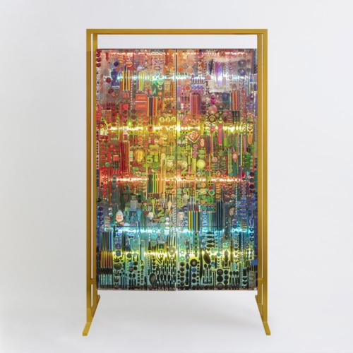 Manu Crotti - La Gioia Cabinet