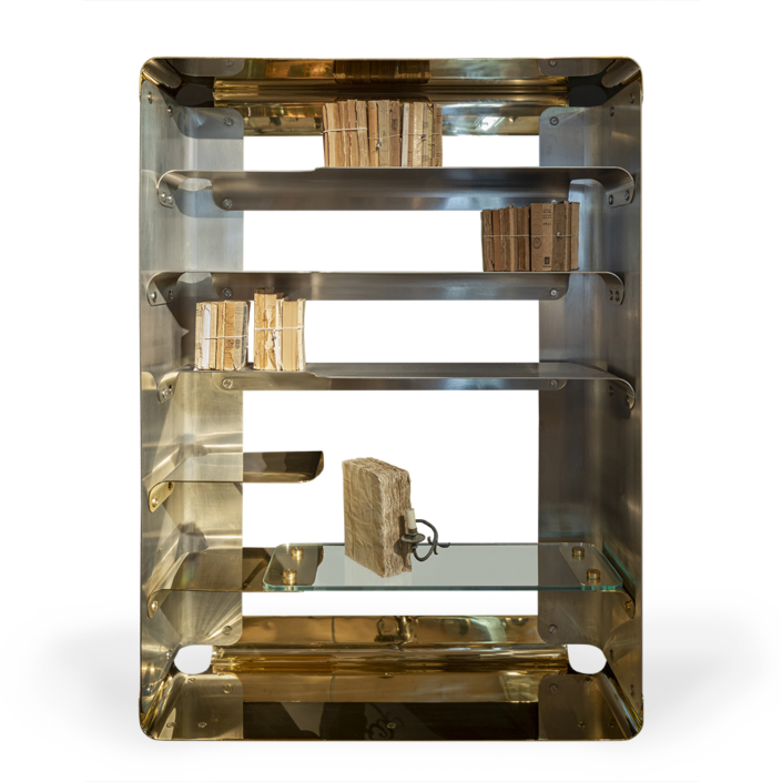 Matteo Casalegno - Out Of Time Bookcase