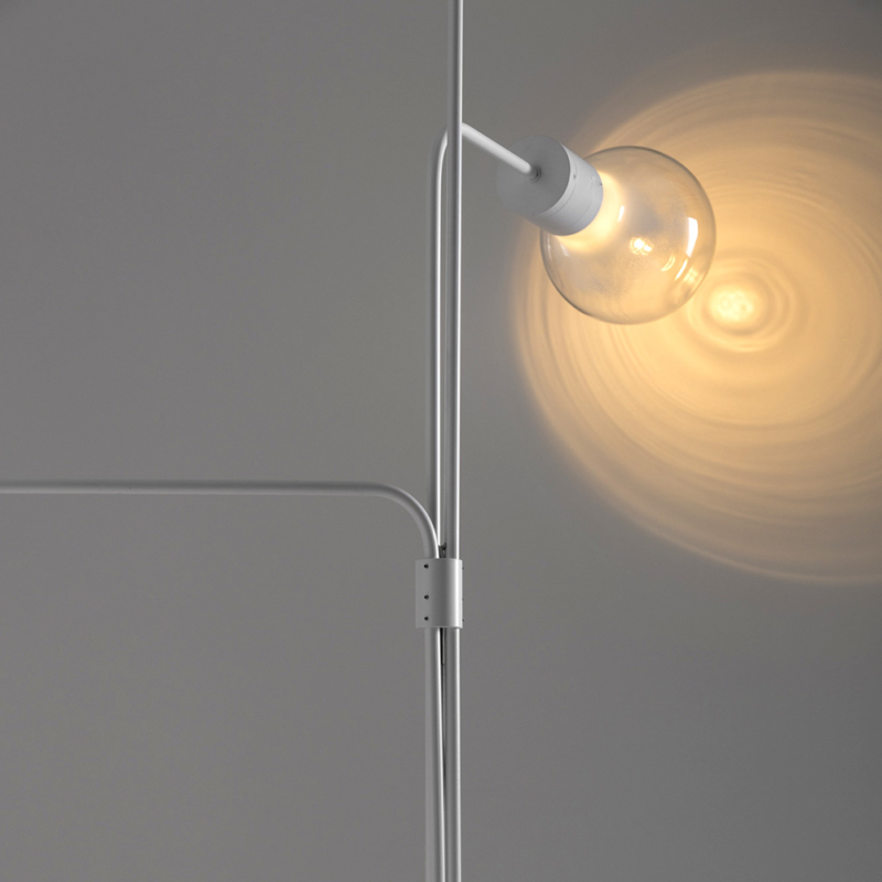 Mayice Studio - Anello Floor Lamp