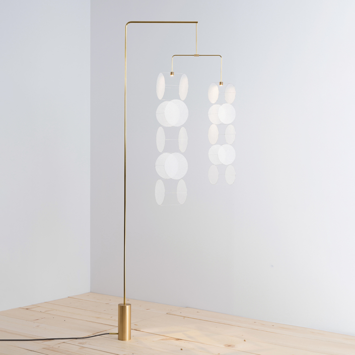 Studio Baku - Suki 1 Floor Lamp