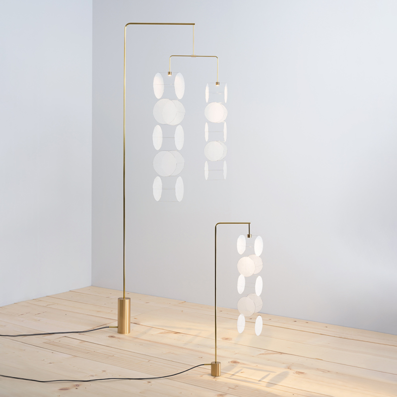 Studio Baku - Suki 1 Floor Lamp