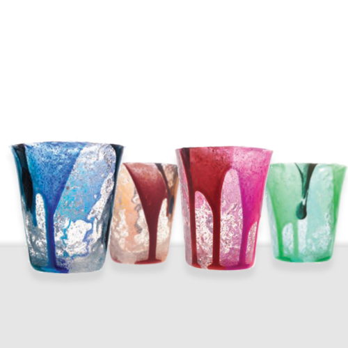 Murano 5.0 Crystal Color Glasses