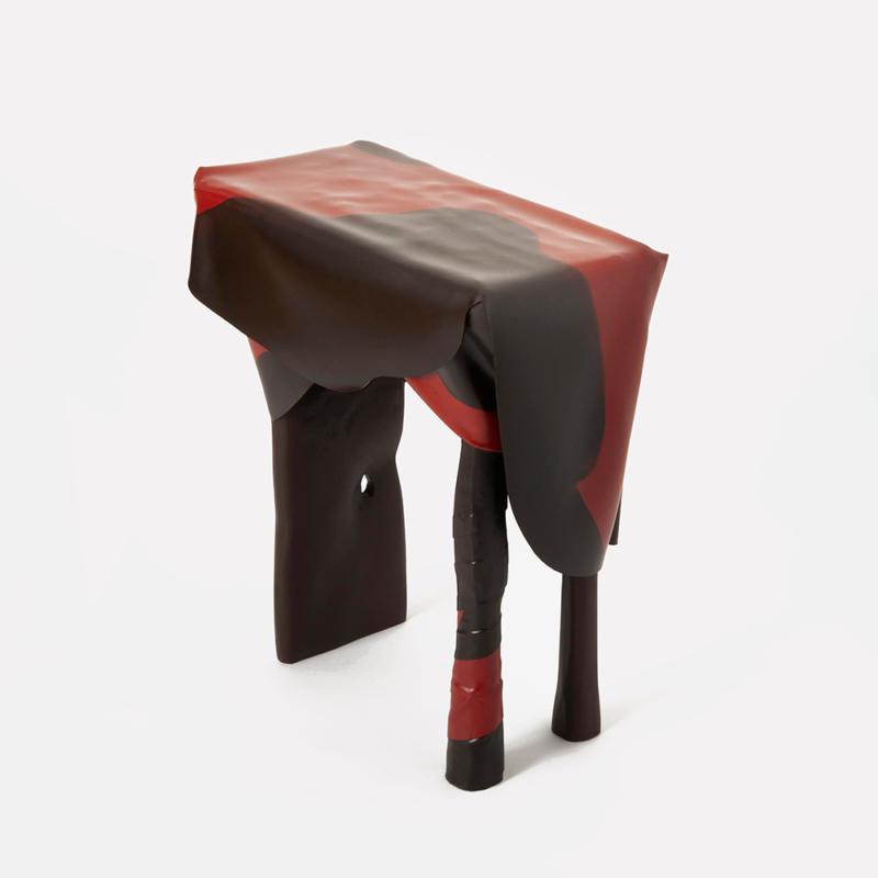 Soowon Chae - Ocragela: Anima 03 stool