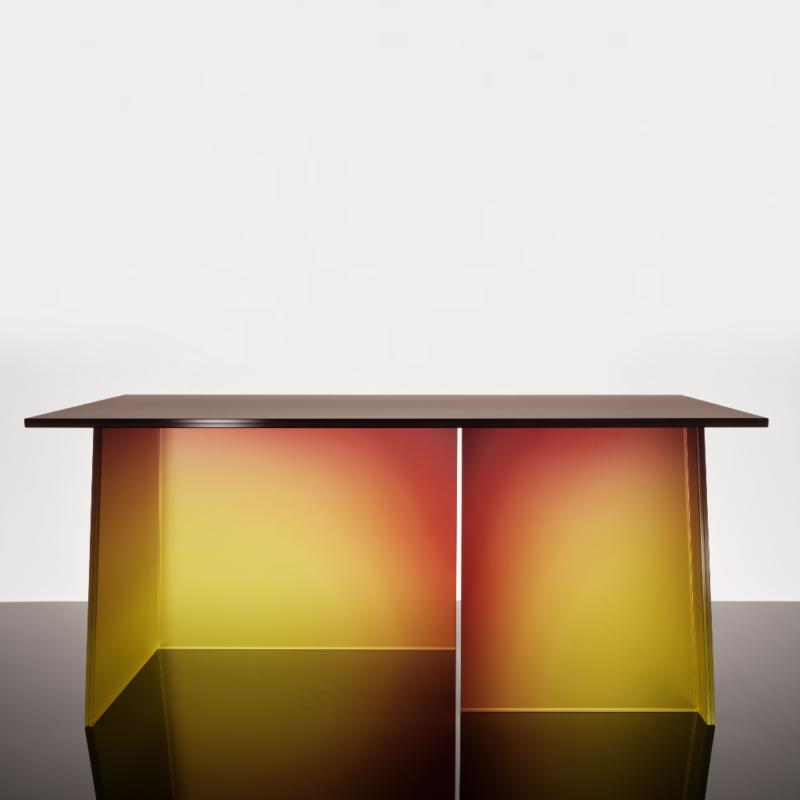 Split Desk Table